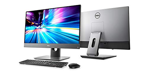 """New OptiPlex 7770 All-in-One 27"""" 4K UHD 3840x2170 Non-Touch Display A Perfect Productivity Desktop 9th Gen i9-9900 up to 4.9GHz GTX 1050 Wireless Keyboard & Mouse (4TB SSD