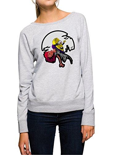 Mini Dracula Sweater Girls Gris Certified Freak