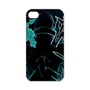 Zyhome iPhone 4,4S Anime Series Death Note Printing Case for iPhone 4,4S 100% TPU (Laser Technology)