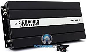 SCV-2000D - Sundown Audio Monoblock 2000W RMS Amplifier