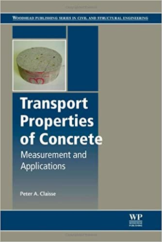 Transport Properties of Concrete: Measurements and