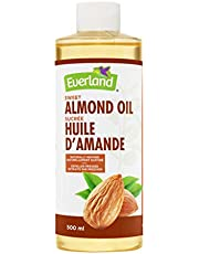 Everland Almond Oil Sweet - Natural, 500ml