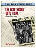 Front cover for the book The Scottsboro Boys Trial : a primary source account by Lita Sorensen