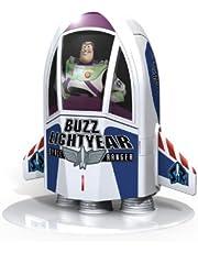 Thrustmaster Toy Story 3 Spaceship Station, Azul, Púrpura, Blanco, Plástico