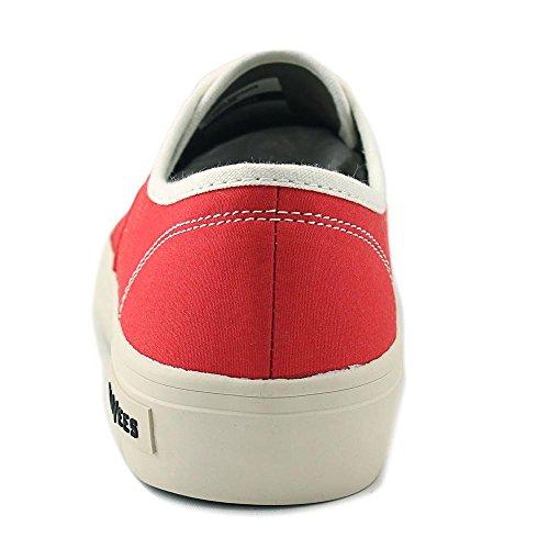 Seavees Kvindernes 06/64 Legende Standard Mode Sneaker Livredder Rød Ocw48