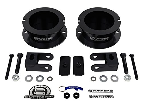 Supreme Suspensions - NEW Ram 2500 3500 4WD 2.5