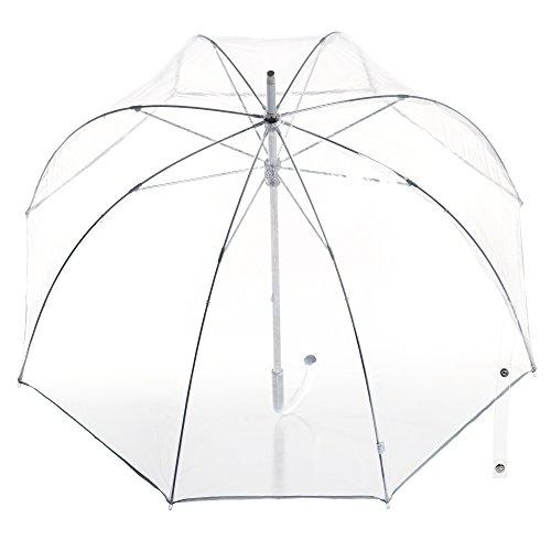 totes Signature Clear Bubble Umbrella by Totes (Image #2)