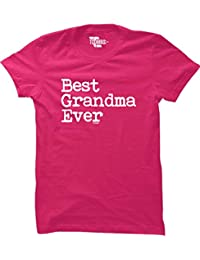 Best Grandma Ever Women's T-Shirt