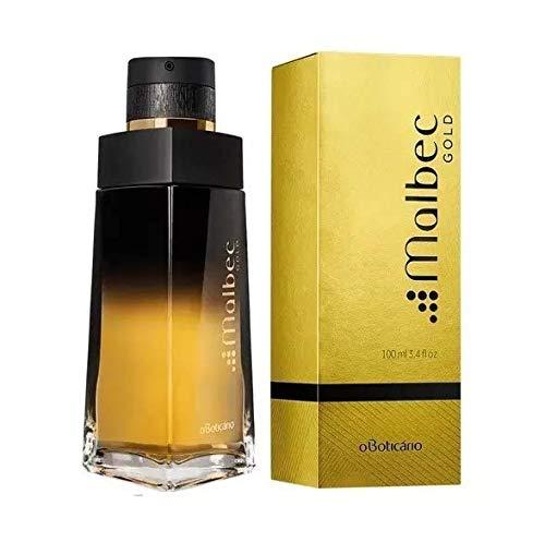 Malbec Gold Perfume for Men 100 ML 3.4 oz O Boticario