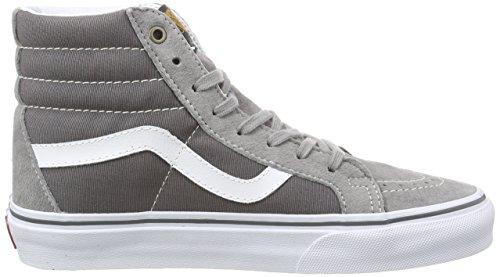 Adulte Hi Sk8 Gris Hautes Gray Vans Frost Sneakers Pewter Mixte Surplus XT6wHOnqFx