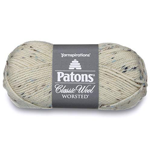 Patons Classic Wool Yarn (84008) Aran - Yarn Wool Aran