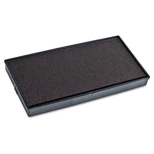 Printer 2000 - 2000 Plus Replacement Ink Pads for 2000 Plus Printer Series - 2000 Plus Replacement Ink Pad for Printer P30 amp; Dual Pad Printer P30, Black