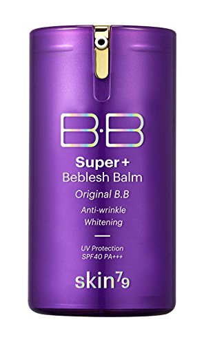 SKIN79 Super Plus Beblesh Balm Triple Function Purple BB (SPF40/PA++) 40g