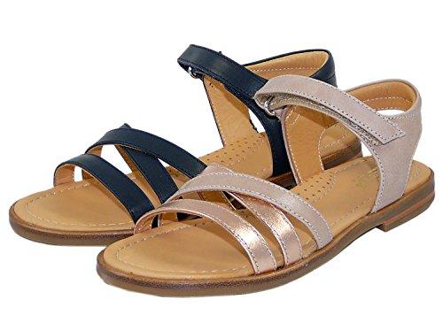 Zecchino dOro - Sandalias de vestir de Piel para niña Azul