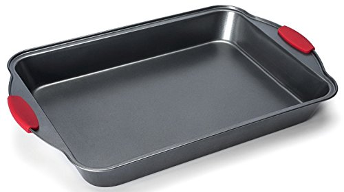 Elite Kitchenware Baking Pan with Ultra Nonstick Coating and Sure Grip Handles -  Extra Large