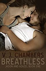 Breathless (Jason and Azazel Book 1)