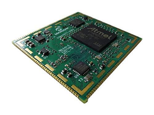 128mb 128 Bit - ATSAMA5D27-SOM1 - System-On-Module, SAMA5D27 SoM, 32-bit, Cortex-A5, 128MB RAM, Ethernet (ATSAMA5D27-SOM1)