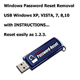 The Best Windows Password Reset Removal USB Windows XP, VISTA, 7, 8.1,10
