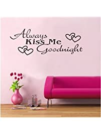 Wall Stickers Murals Amazoncom - Removable vinyl wall decals for home decor