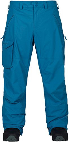 Burton Men's Covert Pant, Mountaineers, X-Large (Snowboard Black Pants)