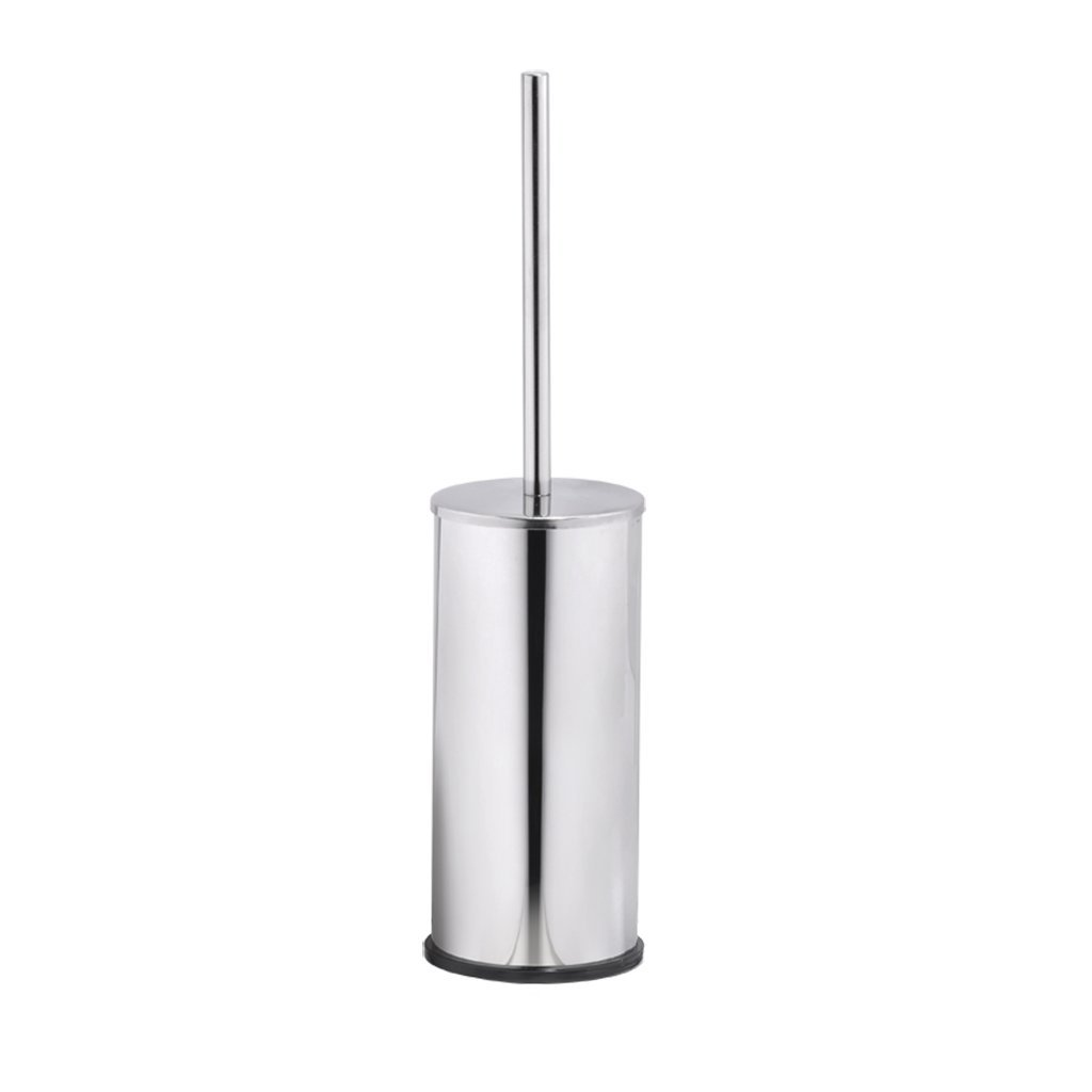 Kapitan Toilet Brush Holder Loo WC Set 39 cm/15.3 inches, Stainless Steel AISI 304 18/10, Polished Finish, Made in EU, 20 Years Warranty Kapitan Ivan Ltd Others