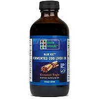 Green Pasture - Fermented Cod Liver Oil - Liquid - 237 ml - Cinnamon