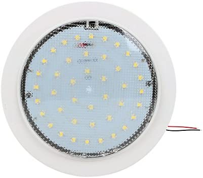 LED-Leuchte 180° schwenkbar Aufbauleuchte 12V Wasserdicht Boot Womo Caravan
