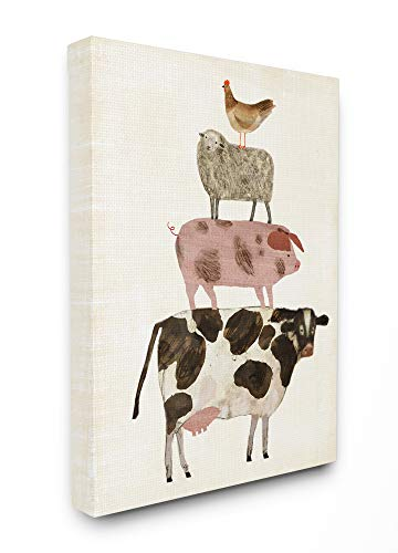 Animal Collection Canvas Art - 4