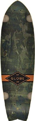 Globe Chromantic 9.75x33 Camo W/Tailpad Longboard Deck