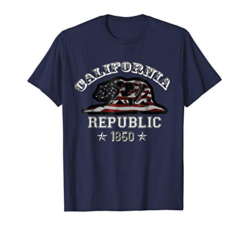 (People living in california would love this T-shirt)