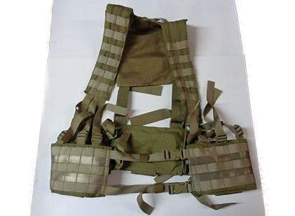 Amazon.com : HG-VS-MS Eagle Indrusties MJK Khaki H-Harness : Sports