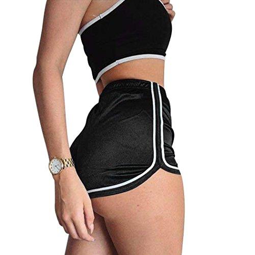 エッセンスアジア表現サクララ(Sakulala) レディース 短パン 女性用 スポーツ ランニング ジョギング トランクス ショートパンツ フィットネスパンツ ショーパン