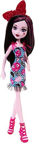 Monster High Emoji Draculaura Doll]()