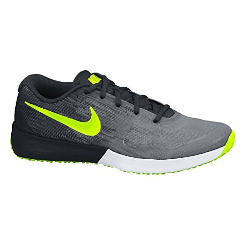 Nike - Zoom Speed TR - Color: Gris-Negro-Verde - Size: 44.0