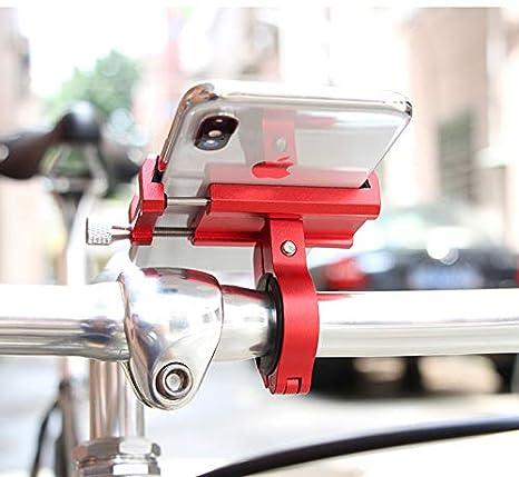Gub G-81 Bicycle Phone Mount Stand 3.5-6.2inch Phone Metal MTB Bike Mobile Phone Handlebar Holder Mount GUB Bike