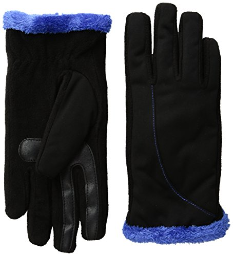 Isotoner Womens Softshell smarTouch Gloves