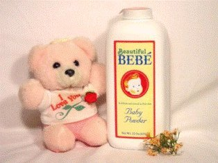 Pack of 1, 25 Lbs. Fragrance Oil Baby Powder Scent, Phthalate Free