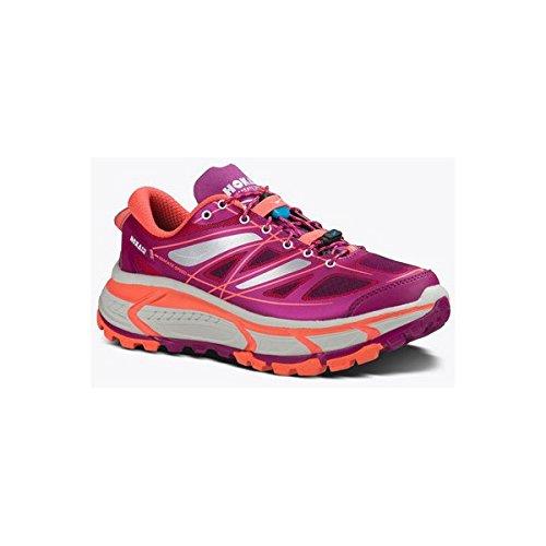 SS16 Coral Wild Mafate Hoka neon Aster Laufschuhe Trail Speed Women's qOnAwXU