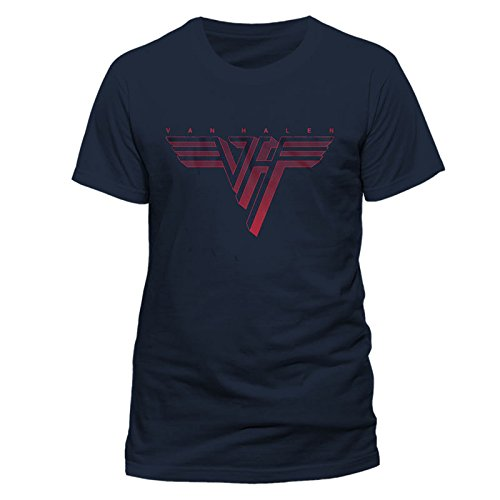 Van Halen Logo Eddie David