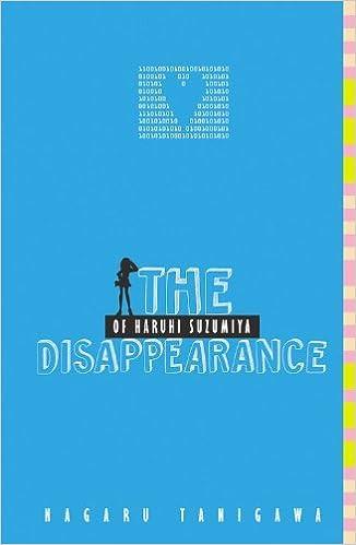 Book The Disappearance of Haruhi Suzumiya (The Haruhi Suzumiya Series) by Nagaru Tanigawa (2010-11-02)