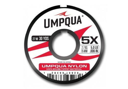 Umpqua Nylon Tippet 30yd 5X (Umpqua Tippet)