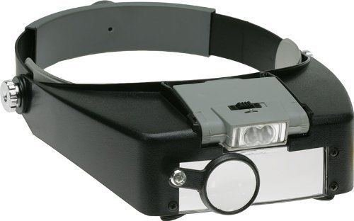 Magnification Glass Headband Magnifier Repair product image