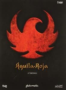 Águila Roja (2ª Temporada) [DVD]