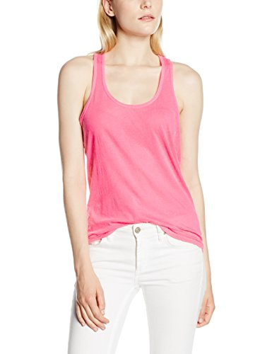 Splendid Vintage Whisper - Top Mujer Pink (Vintage Bright Flamingo)
