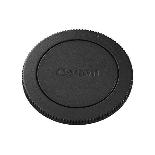 Canon 2428A001AA R F 3 Body Cap Cover for EOS Camera - Black