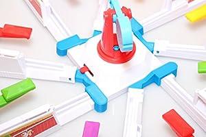 Looping Louie 8 Spieler Erweiterungsadapter in 9 Farben Adapter für 8...