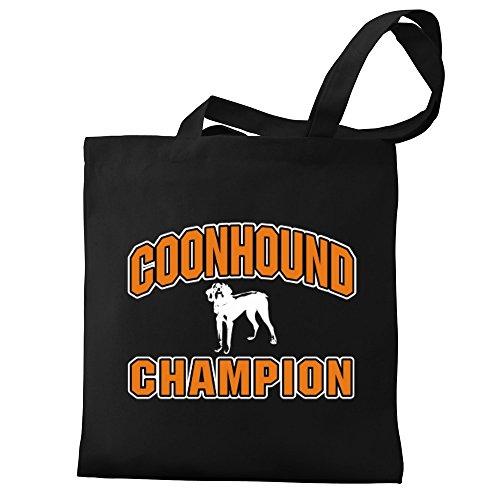 Coonhound Canvas champion Bag Bag Eddany champion Canvas Tote Eddany Coonhound Tote BwCqPCgY