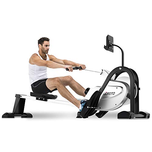 JOROTO-Magnetic-Rower-Rowing-Machine-with-LCD-Display-250LB-Weight-Capacity-Row-Machine-Exercise-Rower-for-Home-Gym