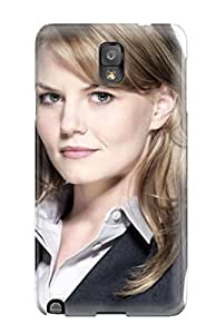 linJUN FENGUtHEypZ6481YhUhC Anti-scratch Case Cover JakeNC Protective Jennifer Morrison Case For Galaxy Note 3