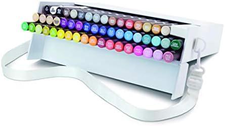 Chameleon Color Tones Markers Complete Set of 52 in Case CT5201